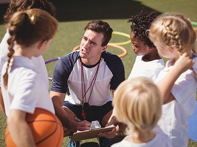 Técnico Deportivo en Baloncesto – Nivel I
